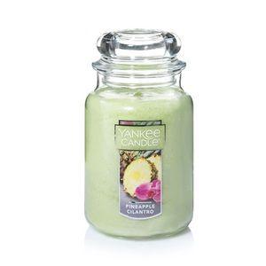 2/$50 Yankee Candle Pineapple Cilantro Large Jar